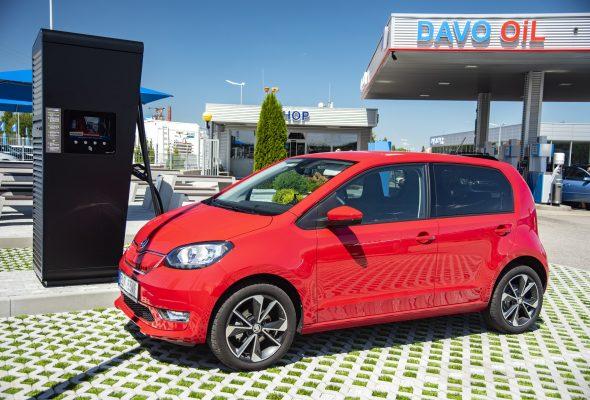 V síti E.ON Drive najdou elektromobilisté další dvě ultrarychlé stanice