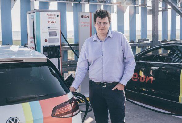 Jakub Kott (E.ON): Distribuční síť v ČR je dostatečně silná